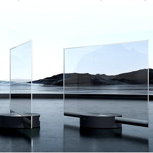 "CRYPTOR GLOBAL ™️©️ Xiaomi Transparent 55"" OLED Quad-Core Floating Image TV"