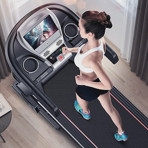 CRYPTOR GLOBAL ™️©️ FIT - PRO Treadmill Wifi Color Folding Multifunctional