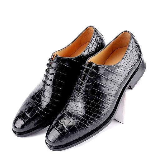 CRYPTOR GLOBAL ™️©️ Genuine  Crocodile Leather Men Shoes