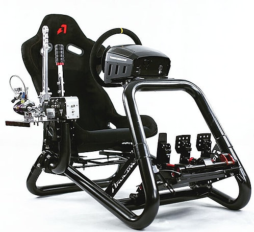 CRYPTOR GLOBAL ™️©️Simulated Racing Seat - Stearing /CSW/T300 rs /TGT/TX/T500