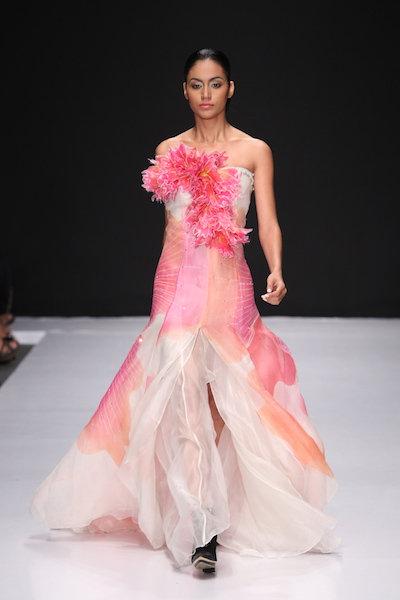 Heather Jones Pink Orchid