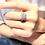 Thumbnail: CRYPTOR GLOBAL ™️©️ TIFFANY 1.0ct Cushion Cut Natural 18K Solid WG Diamond Ring