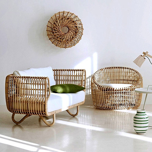 CRYPTOR GLOBAL ™️©️ Miami Design Collection Wicker Natural Rattan magnificence