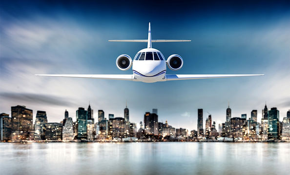 3d%20luxury%20private%20jet%20in%20the%2