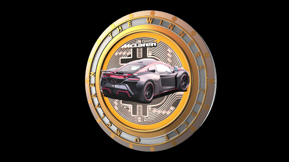 RKKVP - For the Winners Circle- The Martian Royal Casino Coin for Secret Agents and Interplanetary Spies