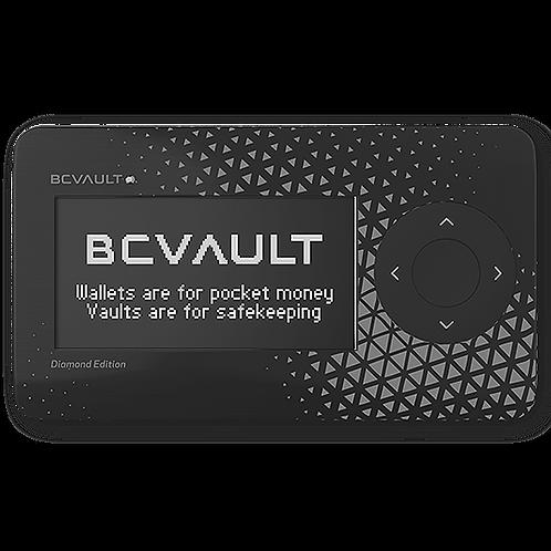 CRYPTOR GLOBAL™️©️ BC Vault – Gun Metal Limited Diamond edition