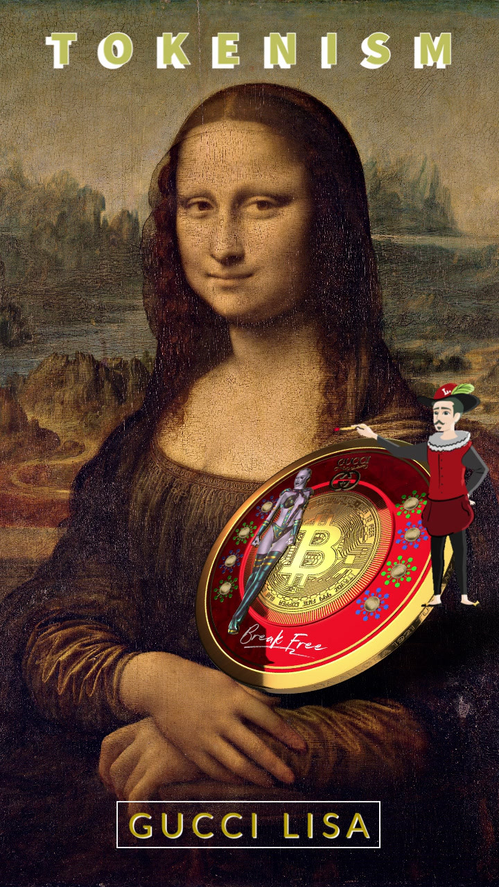 GUCCI LISA Priceless in its updated ideal State