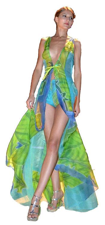 Heather Jones Fig Leaf Resort Dress