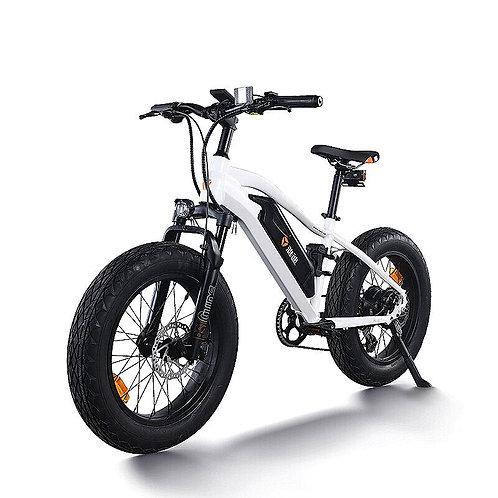 CRYPTOR GLOBAL ™️©️ E-Mountain Bike 20 Inch Fat Tyre Shimano Transmission