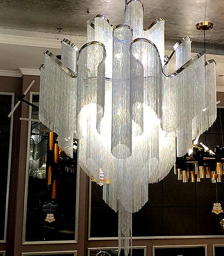 CRYPTOR GLOBAL ™️©️ CASA DECOR Handmade Luxury Chandelier