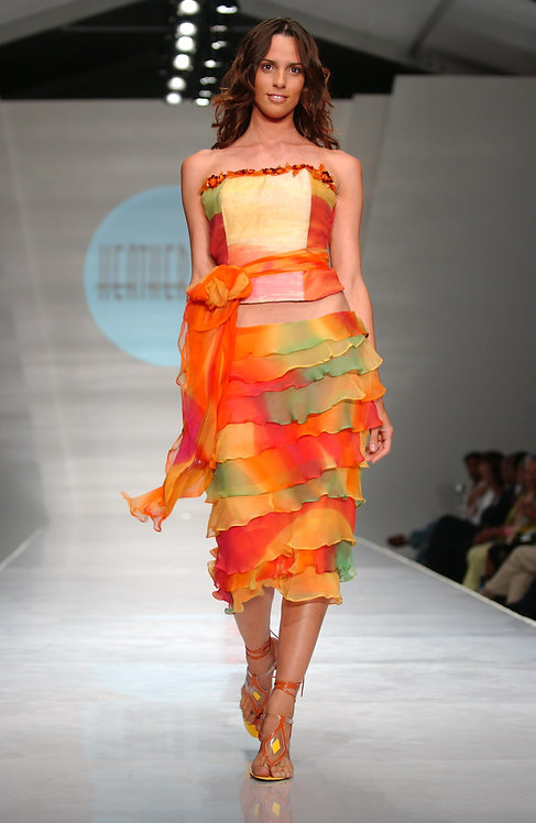 Heather Jones Sunset Ruffels