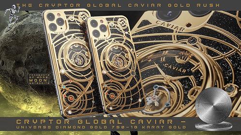 CRYPTOR GLOBAL UNIVERSE DIAMOND GOLD
