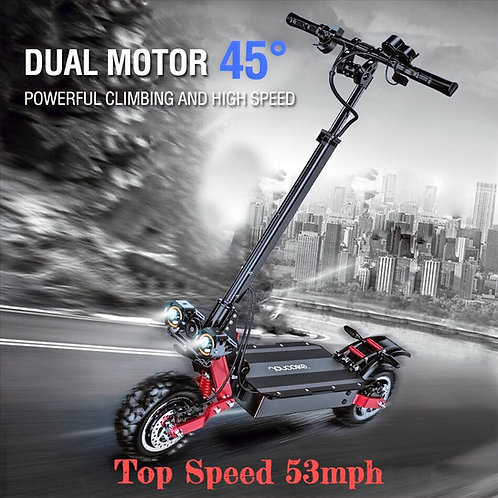 CRYPTOR GLOBAL ™️©️5600W Electric Scooter 53mph/85kmh top speed