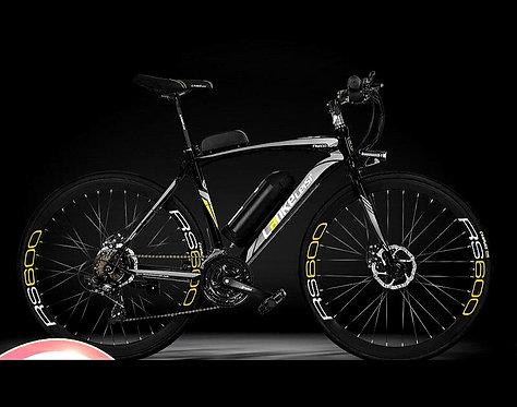 CRYPTOR GLOBAL ™️™️©️  Performance E-Bike 700C fast - long distance bike