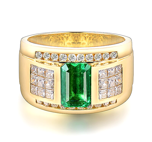 CRYPTOR GLOBAL ™️©️SMARAGDUS Natural Colombia Emerald Masterpiece