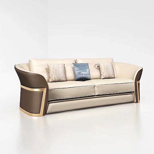CRYPTOR GLOBAL ™️©️ CASA DECOR ANTIBES the Leather Sofa