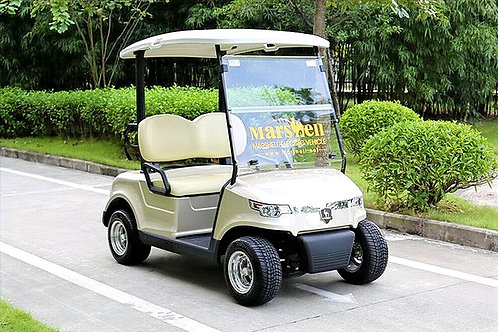 CRYPTOR GLOBAL™️©️ AUGUSTA The Exclusive 2 Seater Electric Club Golf Car