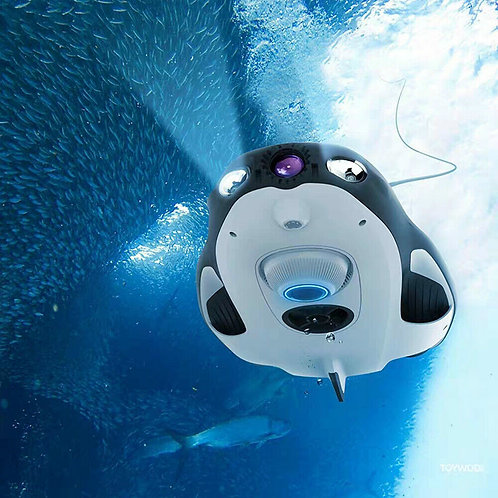 CRYPTOR GLOBAL ™️©️ Power Vision Underwater Camera Drone