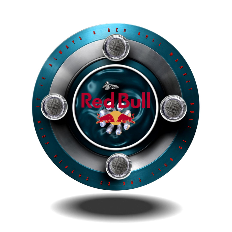 Raw Power - Red Bull a refreshing Token of Change