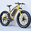 Thumbnail: CRYPTOR GLOBAL ™️©️ Pro High Speed Snow Electric Mountain Bicycle 1000W