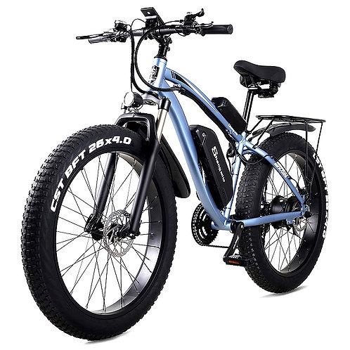 CYPTOR GLOBAL ™️©️ E-bike 48V1000W Electric 4.0 Fat Tire Beach E-Bike