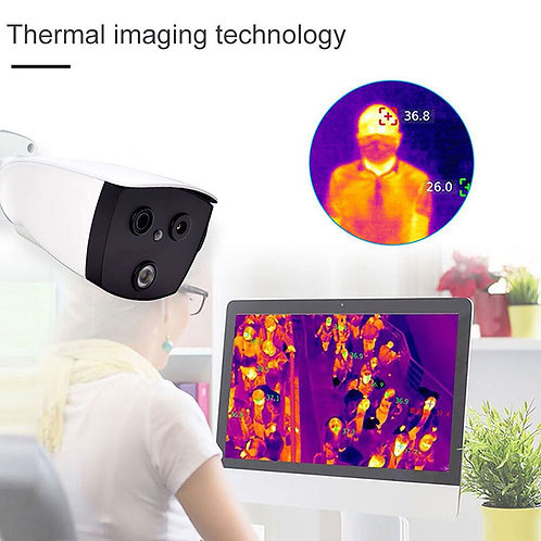 CRYPTOR GLOBAL UFO technology Thermal Camera