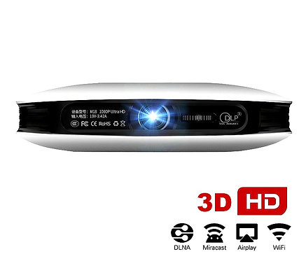 CRYPTOR GLOBAL ™️©️1080p 3D 4K Projector,Android WIFI HDMI USB Full HD