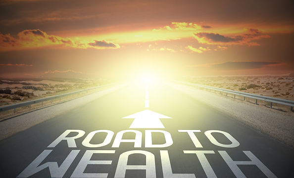 Road concept - road to wealth.jpg