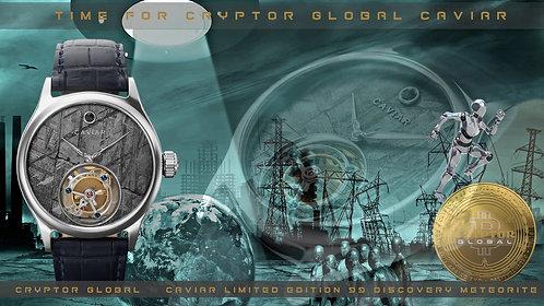CRYPTOR GLOBAL CAVIAR DISCOVERY Tourbillion