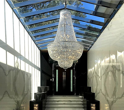 CRYPTOR GLOBAL ™️©️ The Manhattan Crystal Chandelier Collection