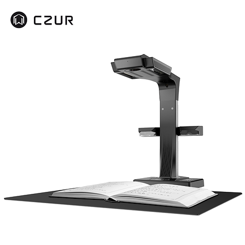 CRYPTOR GLOBAL Pro Premium A3 A4 Book Document Scanner