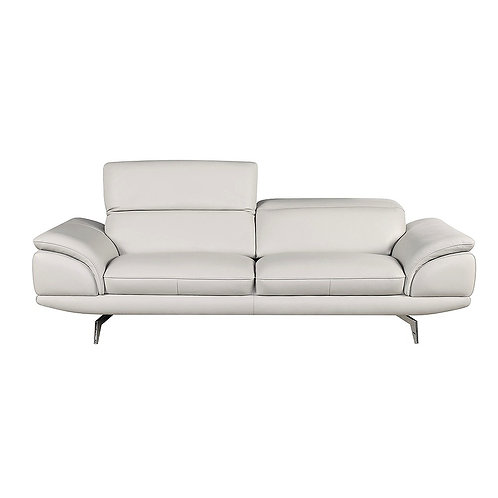 CRYPTOR GLOBAL ™️©️ The Manhattan Collection Real Genuine Leather Sofa