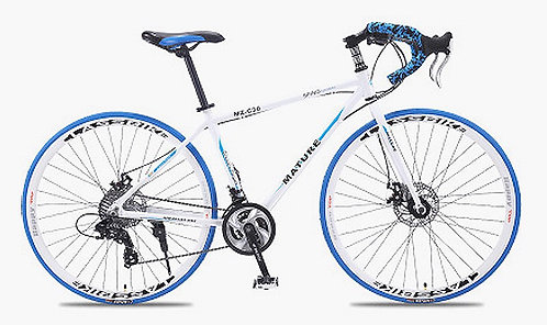CRYPTOR GLOBAL ™️©️ Aluminum Road Bike 21 27-and or 30 speed Road Bicycle