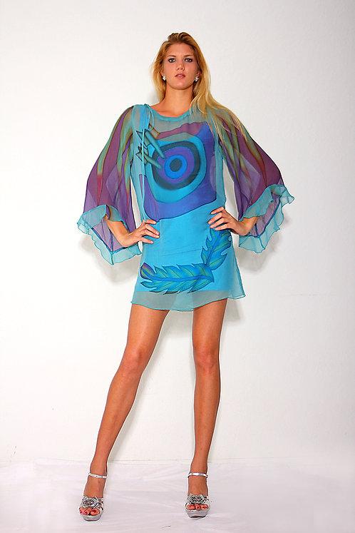 Heather Jones Bull's Eye Dress