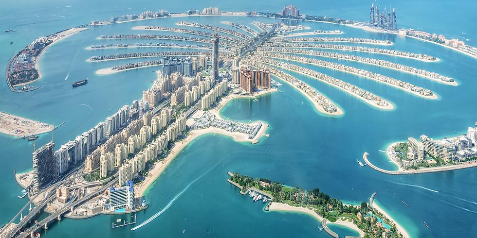 SIR ANTHONY RITOSSA's  Wealth Summit Dubai under Royal Patronage