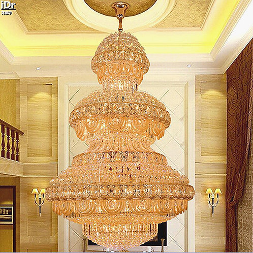 CRYPTOR GLOBAL ™️©️ CASA DECOR Casino Royale Crystal  Chandeliers