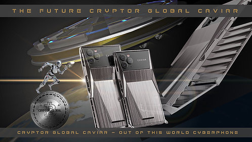 CRYPTOR GLOBAL CAVIAR CYPERPHONE 11 PRO MAX