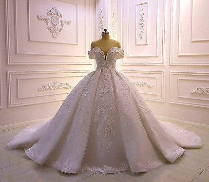 CRYPTOR GLOBAL ™️©️ Wedding Gown 2020