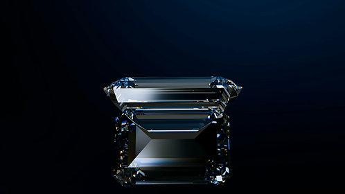 CRYPTOR GLOBAL™️©️ Magna Diamanté Total Carat Weight 475.44