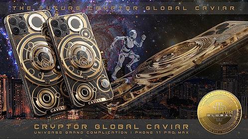 CRYPTOR GLOBAL CAVIAR UNIVERSE GRAND COMPLICATIONS