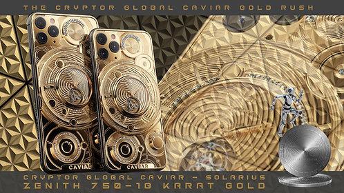 CRYPTOR GLOBAL CAVIAR SOLARIUS ZENITH
