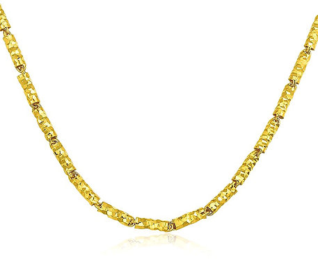 CRYPTOR GLOBAL ™️©️ CANNES 24k Gold luxurious Woman Necklace