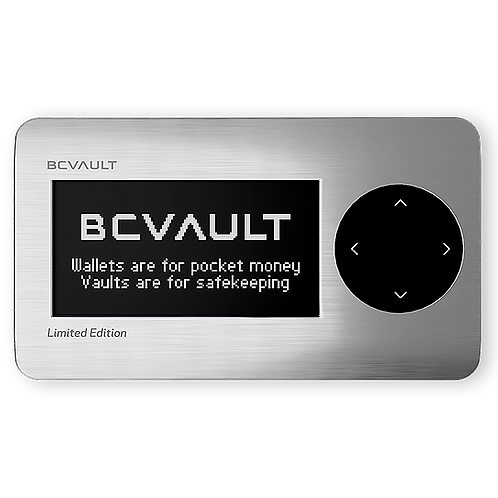 CRYPTOR GLOBAL™️©️ BC Vault – limited Quicksilver