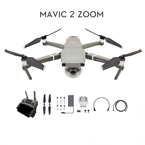 CRYPTOR GLOBAL ™️©️ DJI Mavic 2 Pro Drone-Hasselblad Camera Zoom Lens- 4K HD