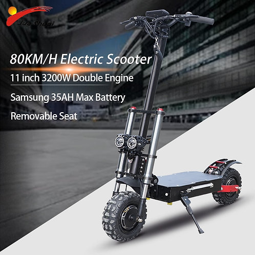 CRYPTOR GLOBAL ™️©️ Dominator 3200W Electric Scooter-Motorcycle -foldable Seat