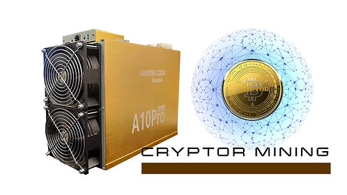 CRYPTOR GLOBAL ™️©️ INNOSILICON A10Pro 2021 Top of the Line