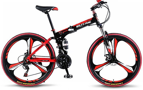 "CRYPTOR GLOBAL 21 Speed 26""inch out of this World Mountain Bike"