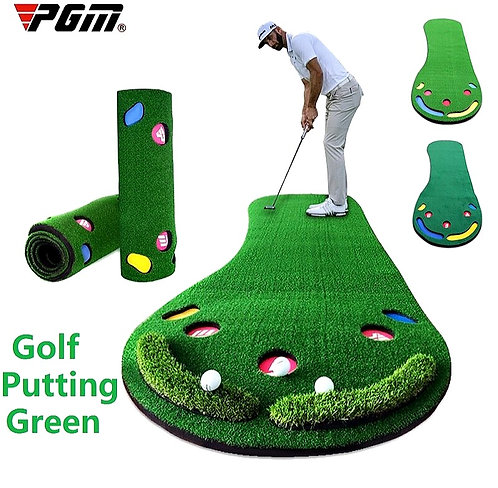 CRYPTOR GLOBAL ™️©️ PGM Indoor Golf Putting Mini Green