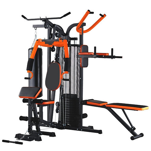 CRYPTOR GLOBAL Ménage à trois 3 Person Multi-Functional Home Gym