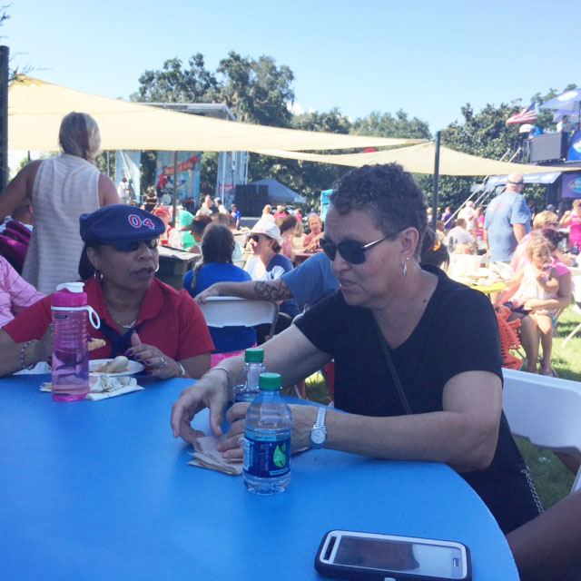 Shrimp and Grits Festival 2015